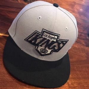 Los Angeles Kings Vintage 1988 Hockey Snapback